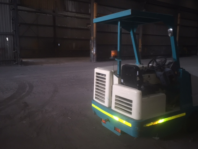 wa sweeping equipment