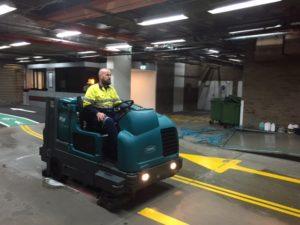 Scrubbing Service Western Australia